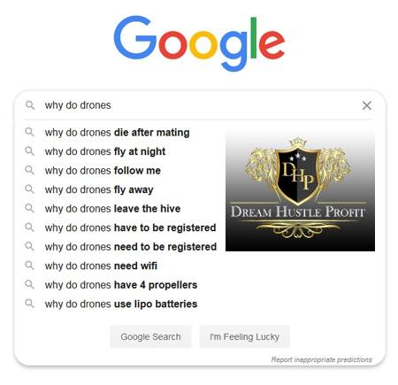 Google Alphabet Soup Method SEO Search
