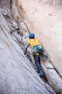niches for blogging  rock climbing