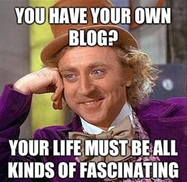 funny blogging memes images