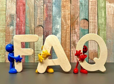 FAQ blogging ideas