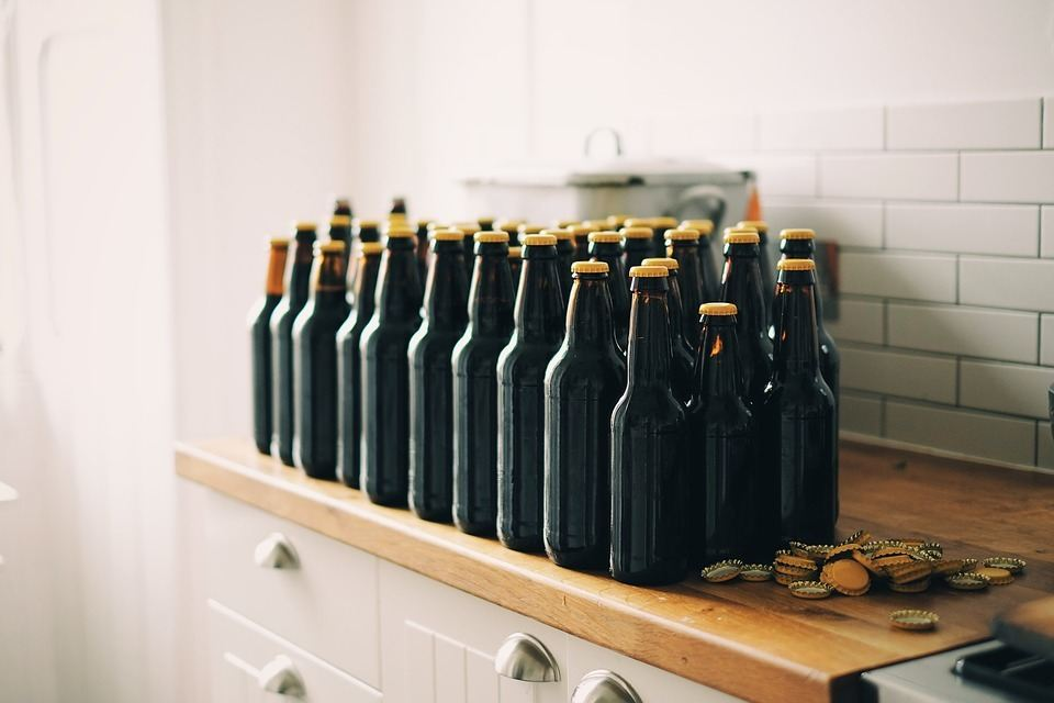 homebrew alcohol niche markets